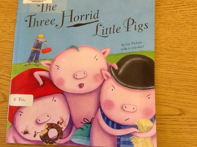 threehorridpigs